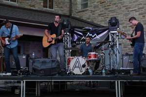Anchor and Armor perform at the Elevation Festival at Mountain Christian Church, Joppa, Md.