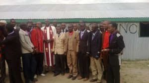 Ordination in Kenya