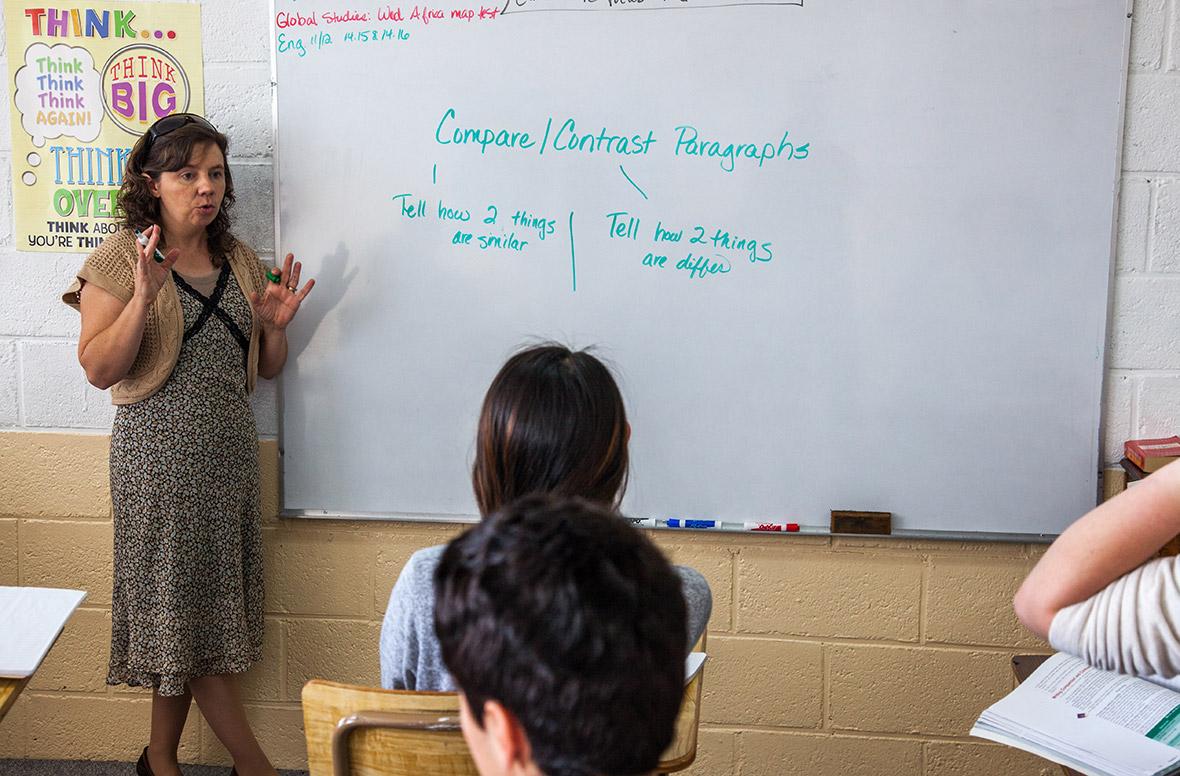ESL Teachers, Mexico