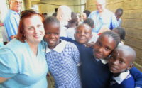 Becca Fielding, Missions of Hope, Kenya, Nairobi, CMF International