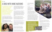 Timothy and Tammy Aho, England, church planting, missions, CMF International