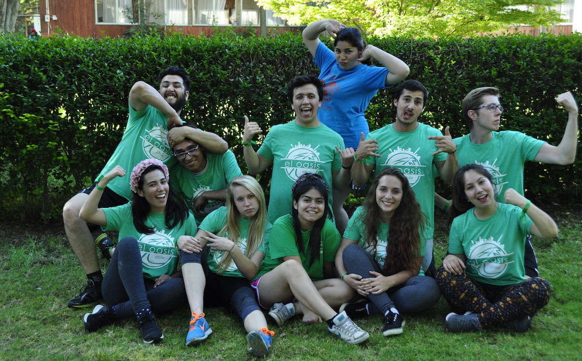 campus ministry, Santiago, Chile, Globalscope, CMF International