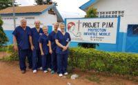 Ivory Coast, Second Church of Christ, Danville, Illinois, dental clinic, CMF International, missions