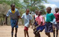 Tanzania, child sponroship Megan and Michelle Moss, CMF International, missions