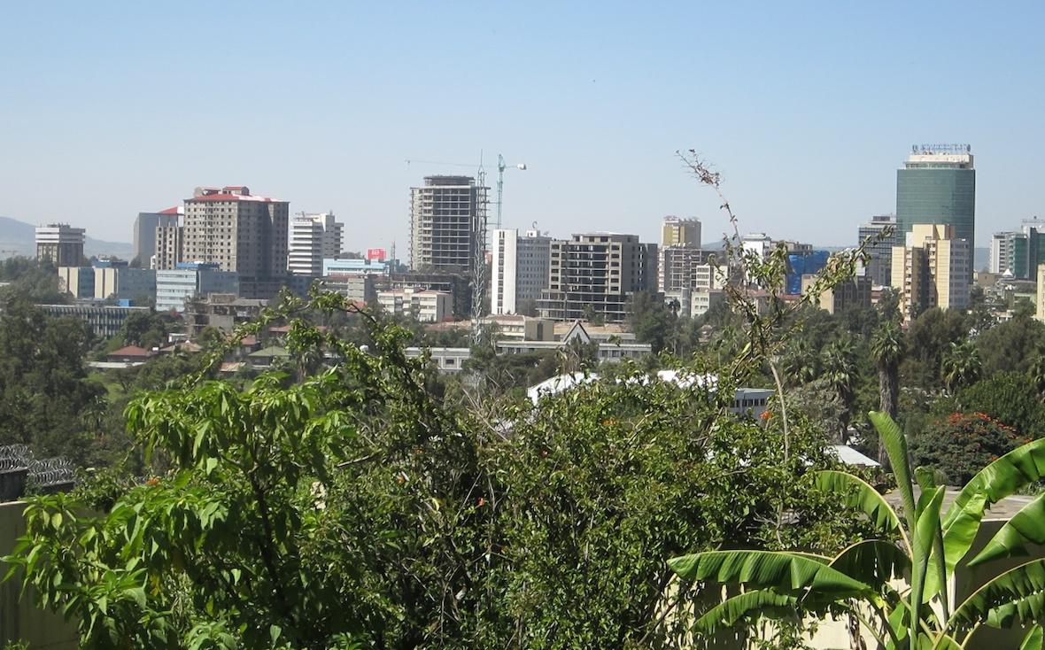 Addis Ababa, Ethiopia, church planting, CMF International, missions