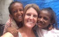 Krista Haley, Addis Ababa, Ethiopia, missions, CMF International