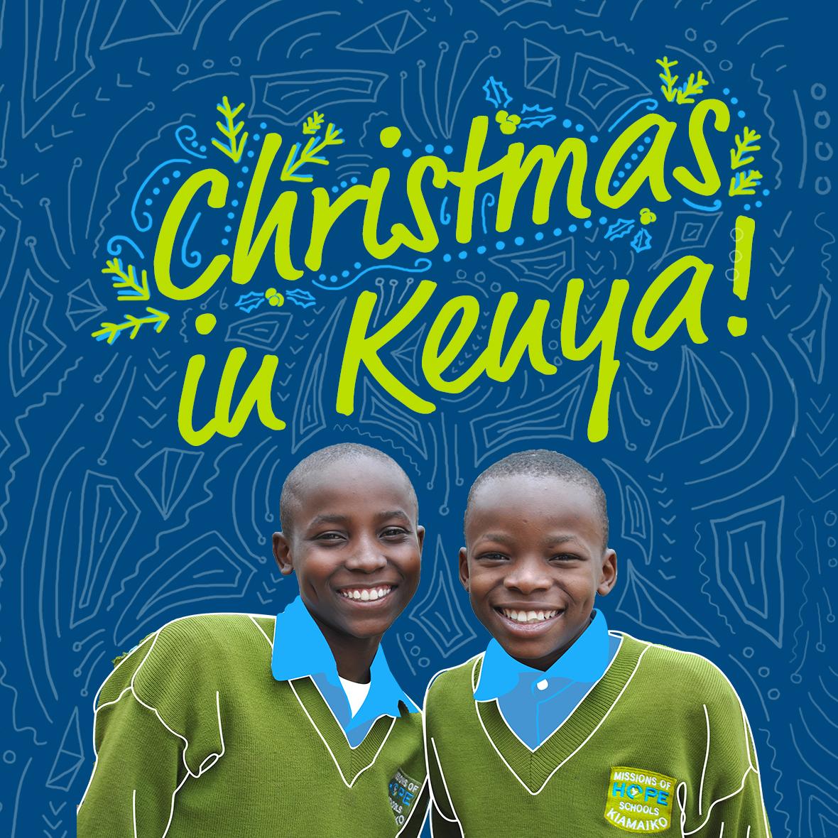 Christmas in Kenya