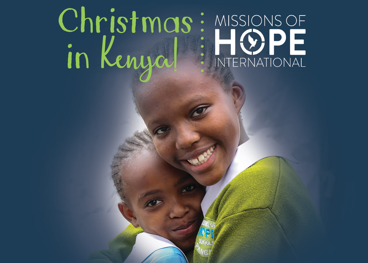 Christmas in Kenya