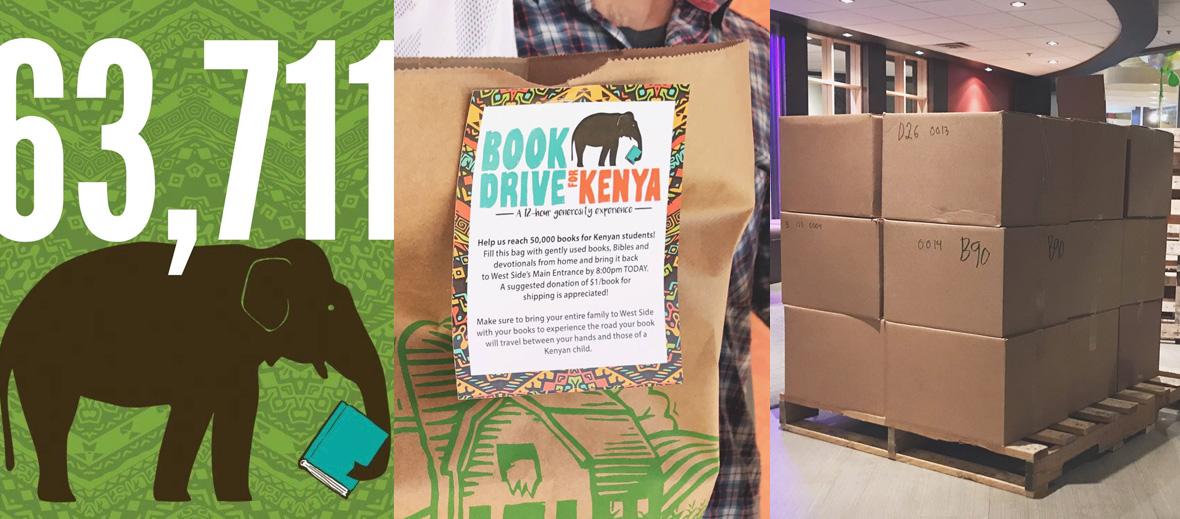 Kenya Book Drive