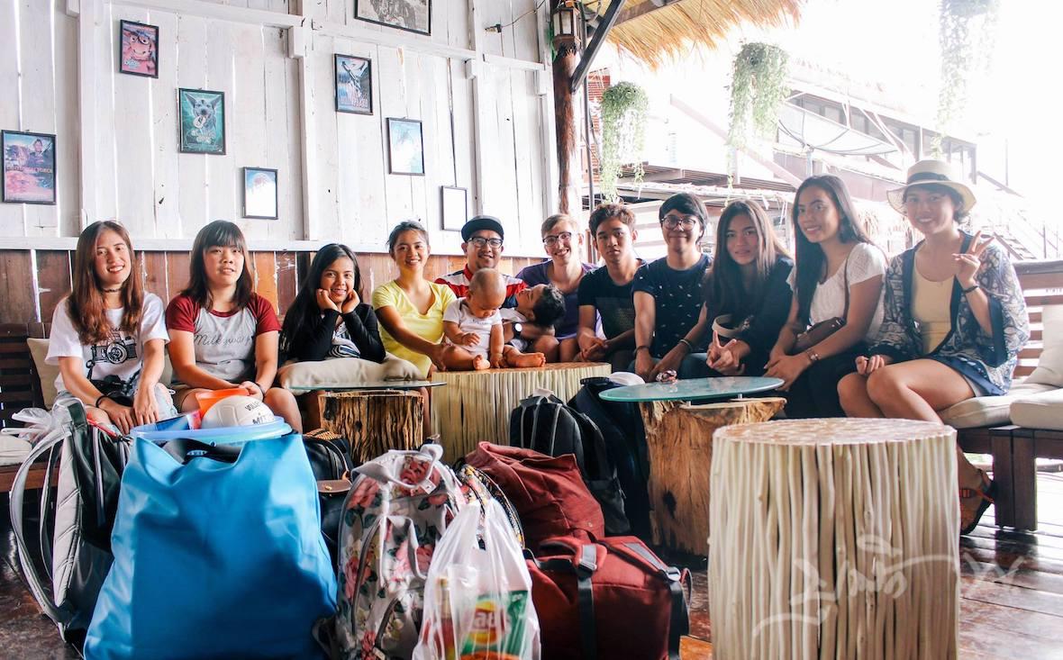Bangkok, Thailand, campus ministry, Globalscope, CMF International
