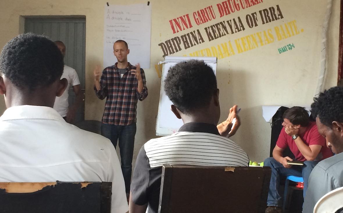 Teaching English, Ethiopia, ministry opportunity, CMF International