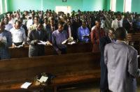Malawi, Namikango Mission, Eric Gephart, teaching, church leaders