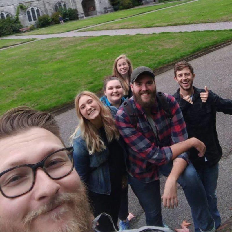 Cork, Ireland, Globalscope, Alicia Bucci, cork campus ministry