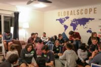 Globalscope, Brisbane, Australia, The Garden, Emily, Abernathy, campus ministry