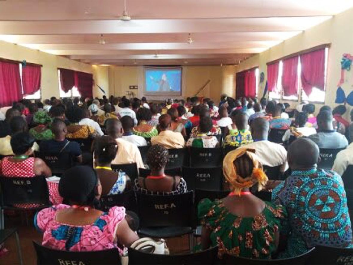 Abengourou, Ivory Coast, Ian, Kristin, Isely, GLS