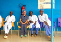 Ivory Coast, PIM Clinic, child sponsorship, Lauren Cathey, Coeur Ouvert
