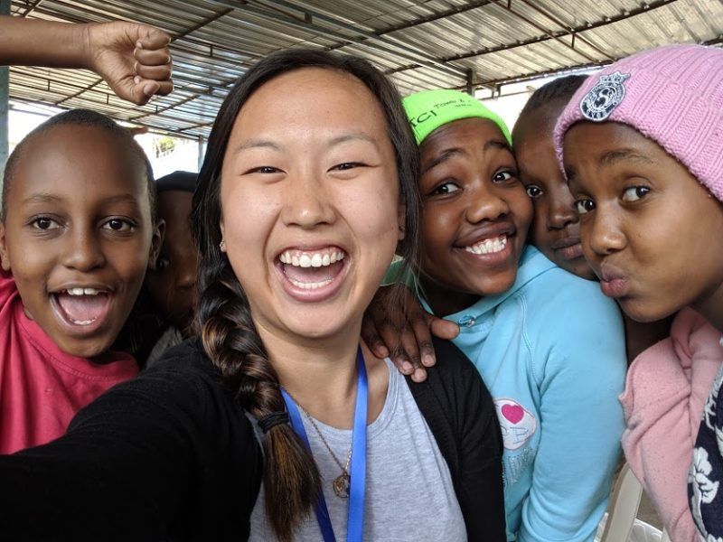 REACH, interns, Nairobi, Kenya, MOHI