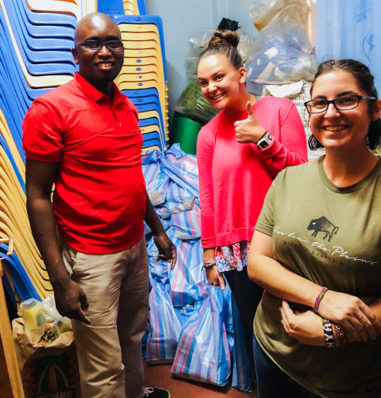 Reach, internship, Olivia Millar, Missions of Hope, Nairobi, Kenya