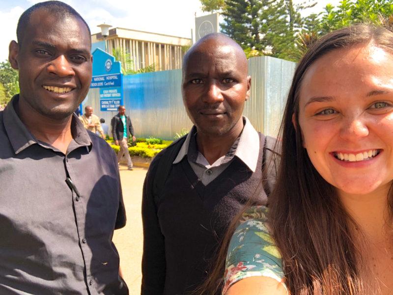 REACH, Olivia, Millar, MOHI, Nairobi, Kenya