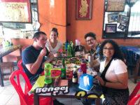 Globalscope, REACH, Grapevine, Mark, Bernardino, interns