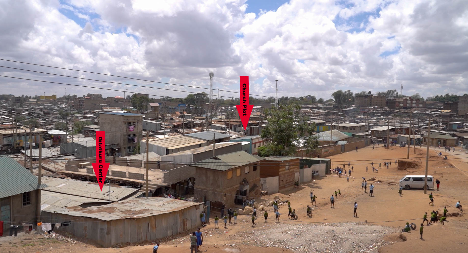West Valley Christian plants new church in Gitathuru, Kenya