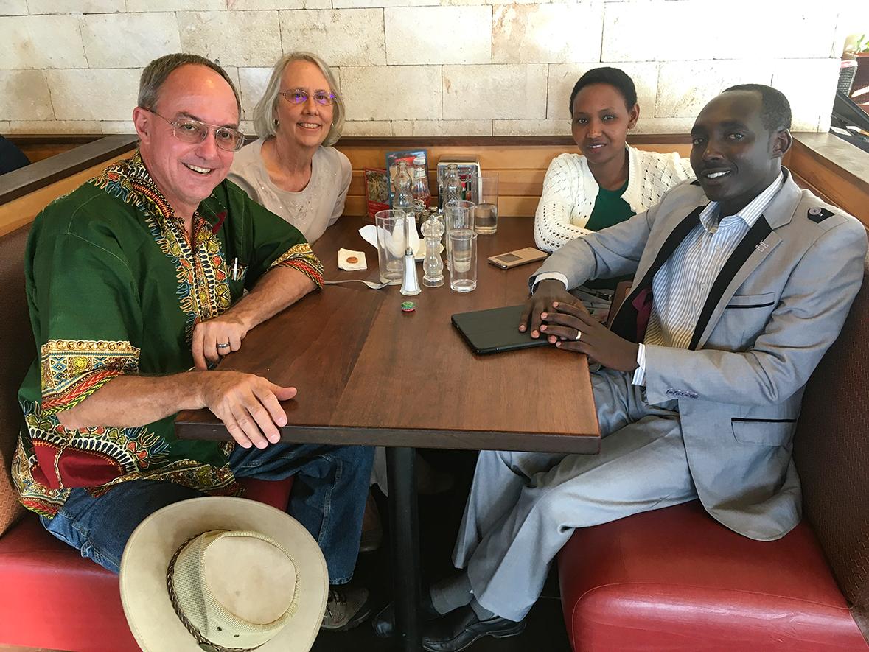 Kenya, Maasai, Lynn Cazier, Dori Cazier, Gary Woods, Judy Woods, medical,