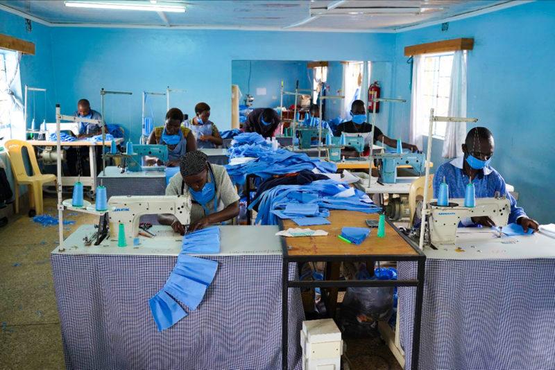 MOHI, Missions of Hope, Raelyn Nicholson, COVID-19, medical ministry, Nairobi, Kenya
