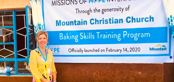 MOHI, baking, Jill Shuck, Mountain Christian Church, Kenya, sponsorship