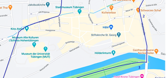 Unterwegs Tübingen, Tim, Ansley, Crabtree, campus ministry, Globalscope, COVID-19