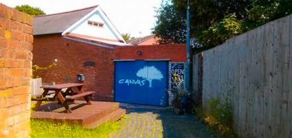 Canvas, Birmingham, England, Jenna Gallant, Globalscope, campus ministry