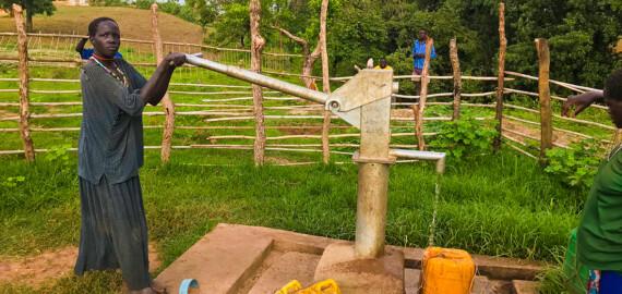 Allison Fowler, Craig Fowler, Aygali, Ethiopia, water projects, wells, church planting, church leadership