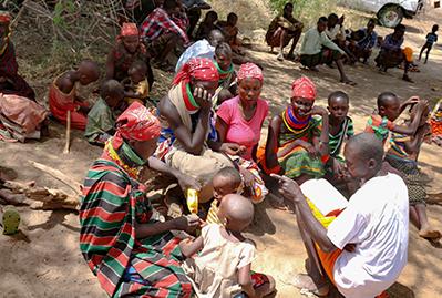 Joel Williams, Turkana, Kenya, DBS, disciple-making