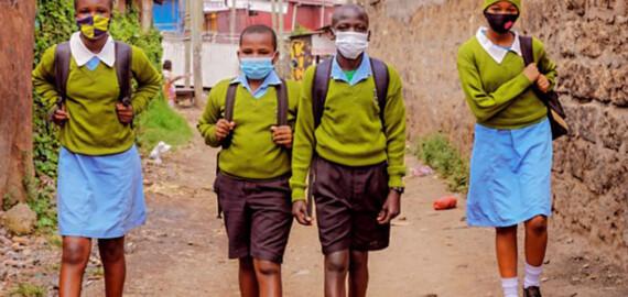 Raelyn Nicholson, Nairobi, Kenya, MOHI, CHE, COVID-19, Health Team