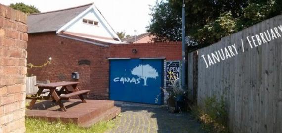 Tom Gallant, Jenna Gallant, Birmingham, England, Canvas, campus ministry, Globalscope