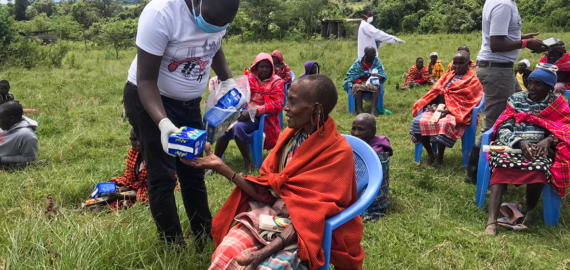CHP, Community Health Partners, Narok County, Kenya, Maasai, COVID-19, healthcare, water, HIV, children,