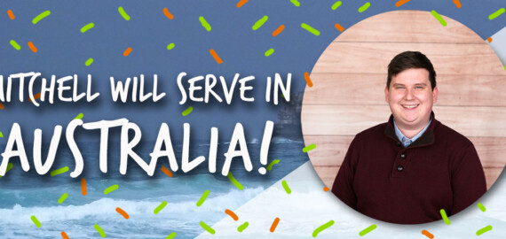 Mitchell Keys, Globalscope, Auburn Christian Fellowship, campus ministry, Brisbane, Australia