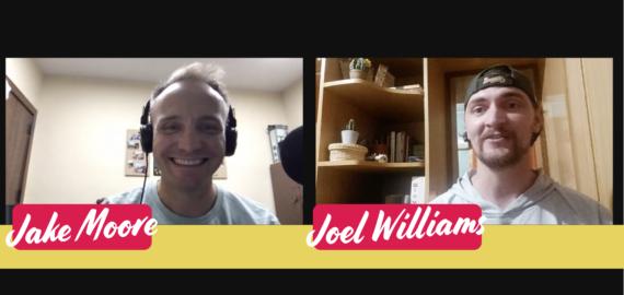 Jake Moore, podcast, Joel Williams, Turkana, Kenya, DBS
