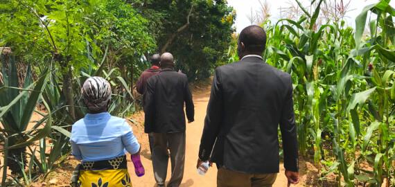 Eric Gephart, Malawi, Namikango Mission, discipleship, training, church planting.