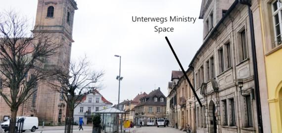 Globalscope, Unterwegs, Erlangen, Germany