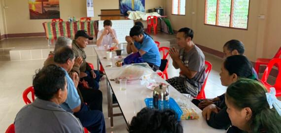 Preston Coursey, Thailand, microfinance, agriculture