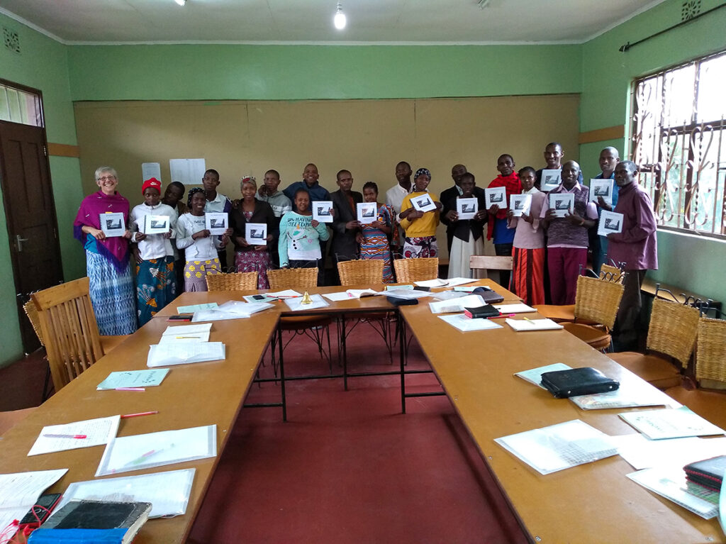 Mike Noel, Joann Noel, Tanzania, DBS, discipleship, literacy, church planter training
