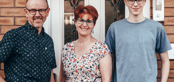 Aaron Lincoln, Diane Lincoln, England, church planting