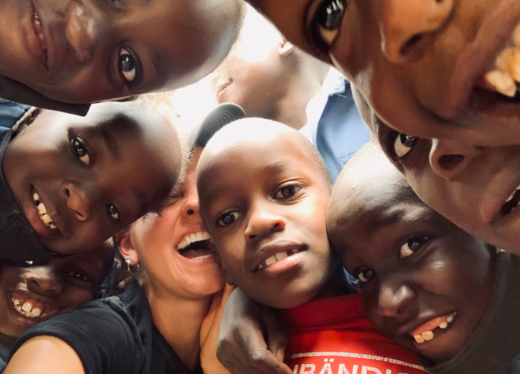 Emma Keesling, REACH, intern, MOHI, AgriStewards, Nairobi, Kenya, Purdue University