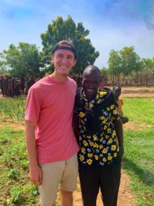 REACH, internship, Morgan Truitt, Zach Hunter, Turkana, Kenya, CHE, DBS, Shannon Tucker, Joel Williams
