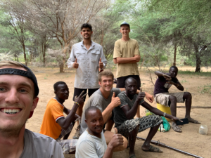 Reach, internship, Turkana, Kenya, Luke Floyd, engineering, farming