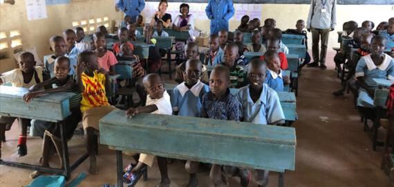 Raelyn Nicholson, MOHI, health team, food insecurity, malnutrition, Turkana, Kenya